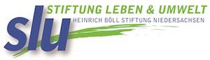 Logo der Stiftung Leben und Umwelt (SLU)
